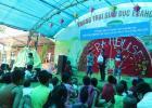 Chi đoàn Trường Chính trị Nguyễn Văn Cừ tổ chức hoạt động tham quan, học tập cho con em cán bộ, viên chức Trường nhân ngày  Quốc tế thiếu nhi 1/6.