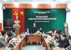 Hội nghị Sơ kết phong trào thi đua năm học 2017 - 2018 Các Trường chính trị Khu vực Đồng bằng Sông Hồng