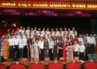 Lễ Bế giảng và trao bằng tốt nghiệp cho học viên lớp Trung cấp LLCT-HC hình thức chính quy, khóa 38 (2018-2019)