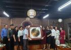 Đoàn học viên Lớp TCLLCT-HC hình thức VLVH khóa 7 thị xã Từ Sơn tỉnh Bắc Ninh nghiên cứu thực tế tại Thị trấn Sapa, huyện Sapa, tỉnh Lào Cai