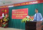 Lễ Bế giảng và trao bằng tốt nghiệp cho học viên lớp Trung cấp Lý luận chính trị - hành chính hình thức vừa làm vừa học Thị xã Từ Sơn, Khóa 6 (2017-2019)