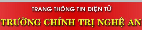 Trường chính trị Nghệ An