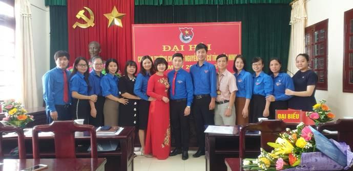 Chi đoàn Trường Chính trị Nguyễn Văn Cừ tổ chức thành công Đại hội Chi đoàn nhiệm kỳ 2019-2022