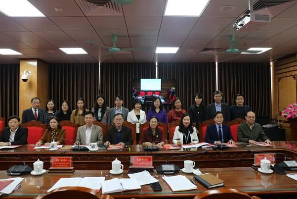Hội nghị giao ước thi đua năm 2020, Cụm thi số 4  - các Trường Chính trị khu vực Đồng bằng sông Hồng