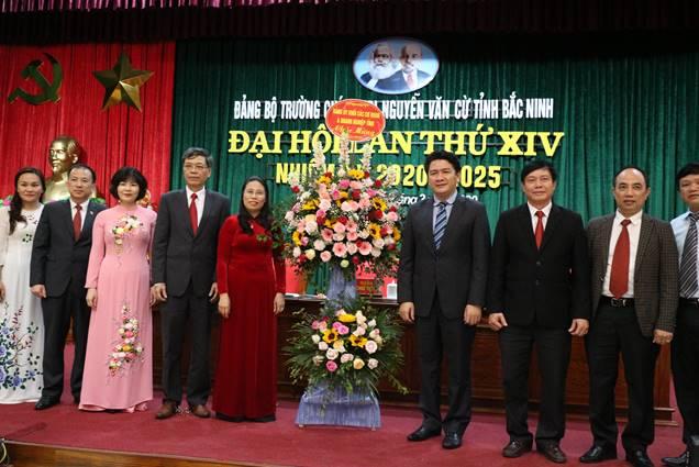 Đại hội Đảng bộ Trường Chính trị Nguyễn Văn Cừ lần thứ XIV, nhiệm kỳ 2020-2025